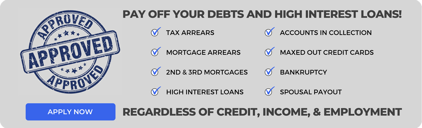 Pay-off-debt Banner