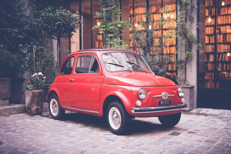 trade old car